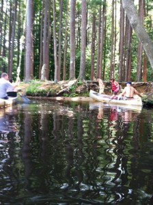 Foote Brothers Canoe trip