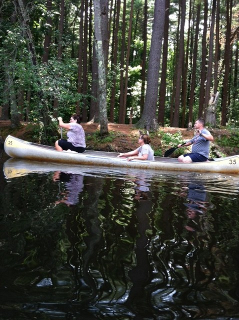 Foote Brothers Canoe