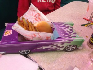 Cheeburger Kids Meal