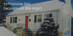 22 Fairview Avenue Swampscott