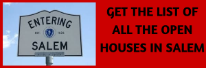 Get the list of all the open houses in