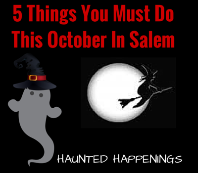 5 Things You Must Do This October