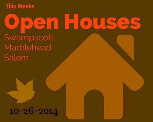 Open house-Swampscott-Salem-Marblehead
