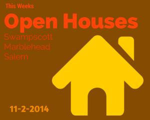 Open House: Salem | Marblehead | Swampscott
