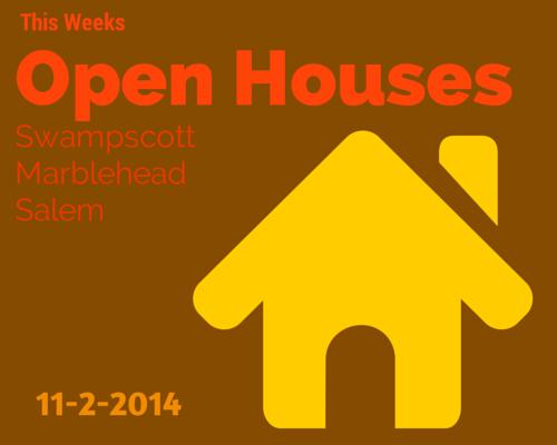 Open house 11-2-14