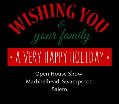 Open House swampscott-marblehead-salem