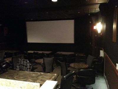 Seating Warwick Theater