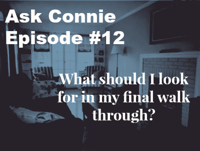 ask connie #12