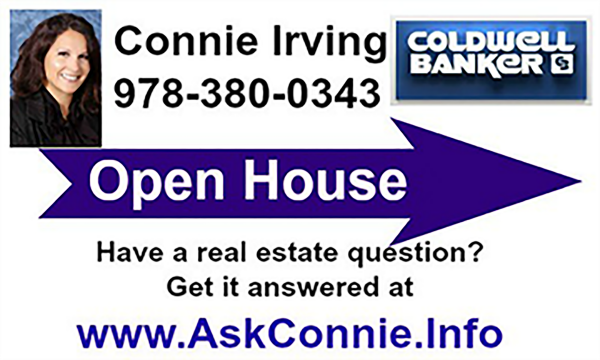 Connie Irving Open House