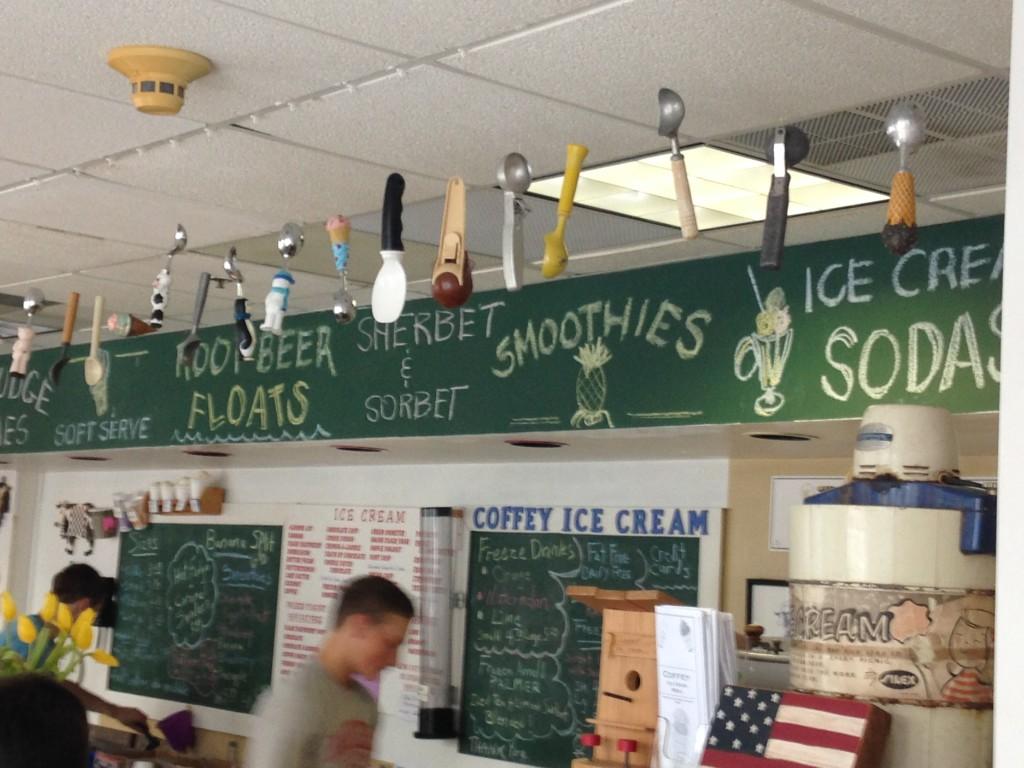 Coffey's Ice Cream