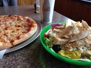 Tony's Pizza Marblehead