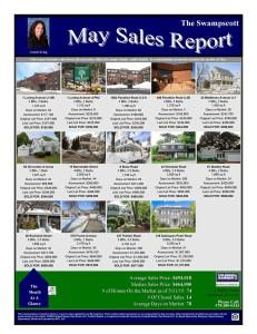 May sales report Swampscott
