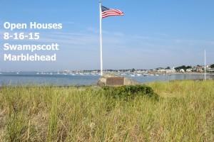 Open Houses Swampscott | Marblehead 8-16-15
