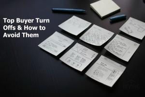 buyer turn offs
