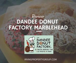 Dandee Donut Factory, Marblehead