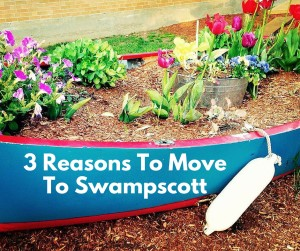 3 reasons to move to swampscott