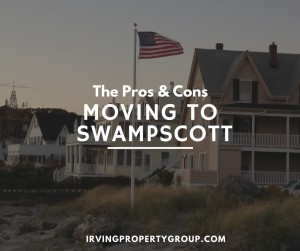 The Pros and Cons Of Moving To Swampscott