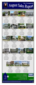 Agust 2016 Sales Report: Marblehead and Swampscott