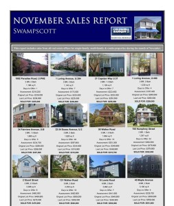November Real Estate Report